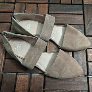 Eileen Fisher Hall Pointed Flat Size 11